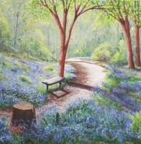 Bluebell Wood: SOLD