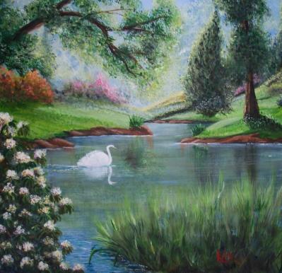Swan Lake: SOLD