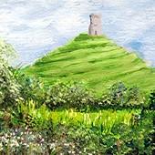 Glastonbury Tor: SOLD