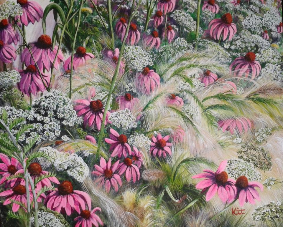 """""""Rosanna's Garden"""""""